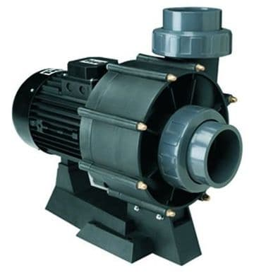 Certikin Hurricane Commercial Pump Without Prefilter - 4.0HP 3-Phase 230/400V
