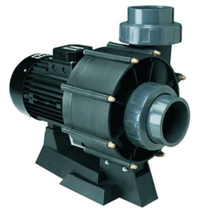 Certikin Hurricane Commercial Pump Without Prefilter - 5.50HP 3-Phase 230/400V