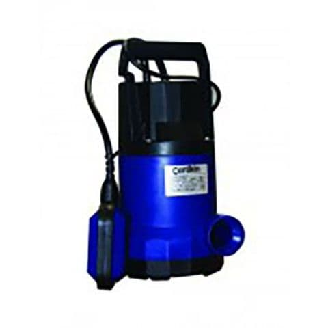 """Certikin SUB-1 Submersible Pump with Float Switch and 1.25"""" Outlet"""