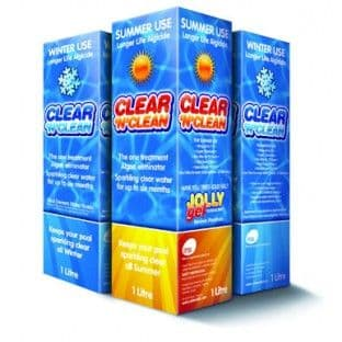 "Clear ""N"" Clean Summer/Winter Algaecide - 1 litre"