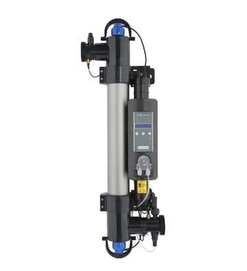 Elecro High Reflection UVC Steriliser - Single tube up to 65m3 pool