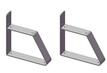 Floor Mounting Kit to Suit CDP40, CDP50 and CDP70