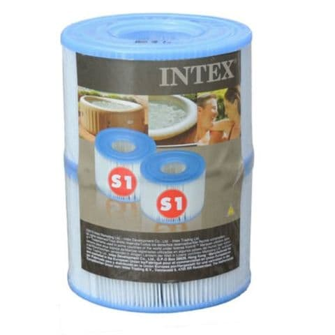 Intex Purespa Filter Cartridge - (Twin Pack)