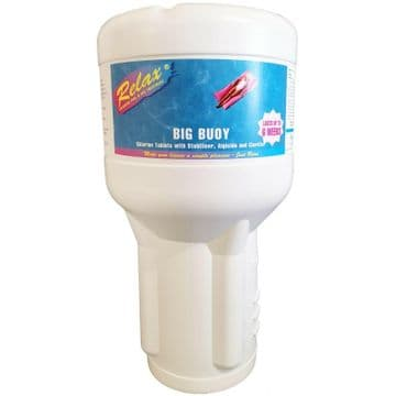 Large Buoy Ultimate Floating Dispenser 2kg