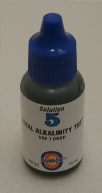 No.5 PH Alkalinity Reagent 1fl oz
