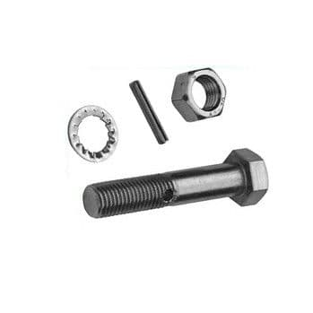 Plastica Slidelock Bolt Assembly