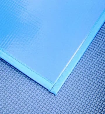 SuperCover (5mm) Heat Retention Cover 14' x 28'