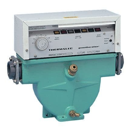 Thermalec Electric Heater  12Kw - 1 & 3 Phase