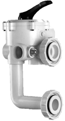 "Triton/Atika 2"" Side Mount Valve"