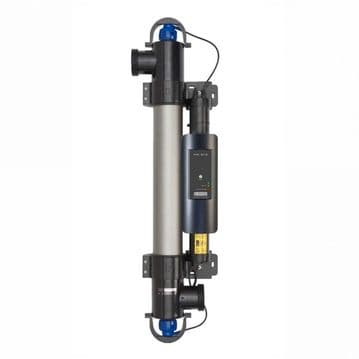 Elecro HR UVC Steriliser - Single tube up to 65m3 pool
