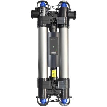 Elecro HR UVC Steriliser - Twin tube up to 130m3 pool