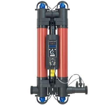 Electro Quantum - Twin Tube suitable for up to 103m3 pool