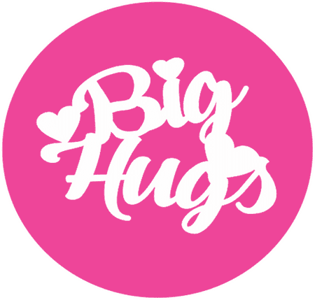 Big Hugs single stamp