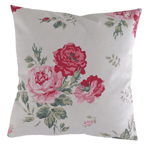 """Cushion Cover in Cath Kidston Antique Rose 14"""" 16"""" 18"""" 20"""" 22"""" 24"""" 26"""""""