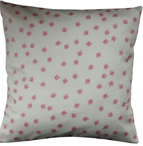 Cushion Cover in Emma Bridgewater Pink Flowers 16""