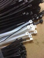 """Cable Ties 300mm x 4mm (10"""") Per 1000"""