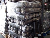 Heavy Duty 105gsm  Woven Weed Control Fabric 1000metre