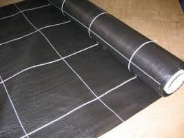 BestSeller 2m x 50m Woven Weed Control Fabric