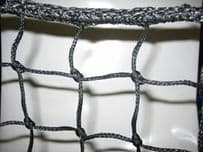 overlocked rope edge to be sewn to the above net-  sold by the linear metre @ 0.65pence