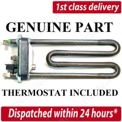 Genuine Hotpoint Indesit Washing Machine Heater Element