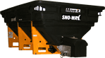 SNOWAY V-SPREADER RVB2000, 1520 L, 12V INCL. VIBRATOR AND CONTROL