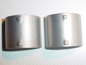 BO 005 C, BOWDEN CONTROL, SLEEVE, PAIR.                      Original old stock. Adequate condition.