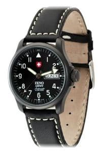Basic Pilot Black case - 12836DDZA-bk-a1