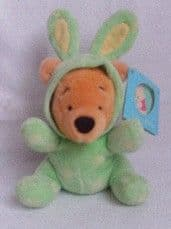 Adorable Disney Baby 'Winnie the Pooh' in a Easter Bunny Outfit BNWT