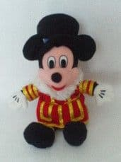 Adorable Disney 'Beefeater Mickey' Mouse Plush Toy