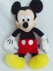 Adorable My 1st Big 'Mickey Mouse' Playhouse Disney Plush Toy
