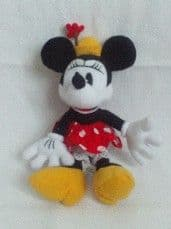 Limited Edition Disney My 1st Cute 'Minnie Mouse' Plush Toy