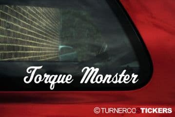 'Torque Monster' Ideal for VW Bora, Lupo,golf Mk4,Passat, TDI / GTD,Turbo Diesel