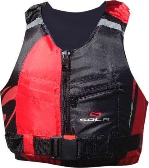 Sola Frenzy Front Zip Buoyancy Aid