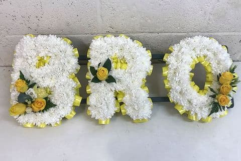 BRO Funeral Letters