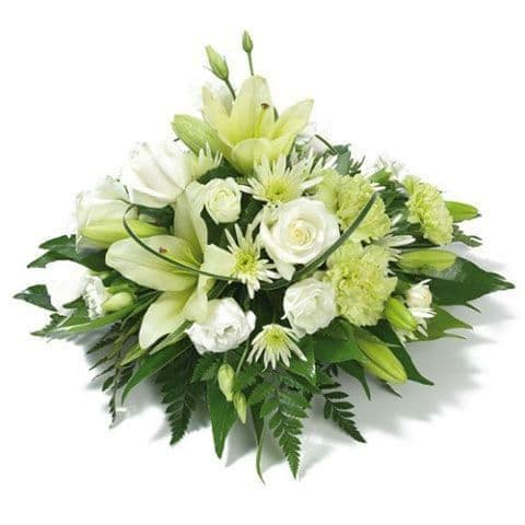 Lily Funeral Posy