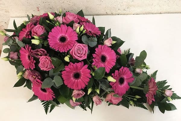 Roses and Gerbera Spray