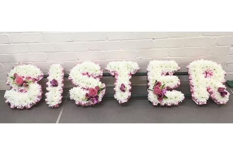 SISTER Funeral Letters