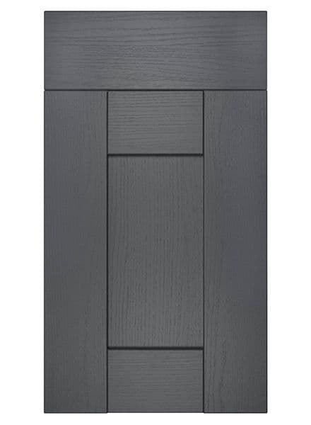 Buckingham Dust Grey Ash- 22mm 5 Piece Replacement Kitchen Doors