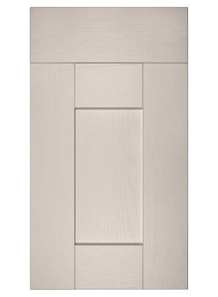 Buckingham Ivory Ash- 22mm 5 Piece Replacement Kitchen Doors