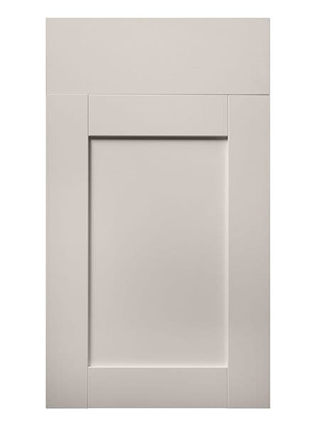 Rivington Cashmere Super Matt- 22mm 5 Piece Replacement Kitchen Doors