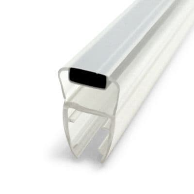 6-8mm Glass Vertical  Seal 2273 (Magnetic)